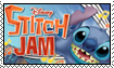Stitch Jam Stamp by Fishlover