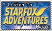 Starfox Adventures Music Stamp by Fishlover