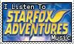 Starfox Adventures Music Stamp by Fishlover
