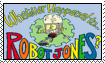 Robot Jones Support Stamp