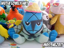 Mrs. Nezbit by Fishlover