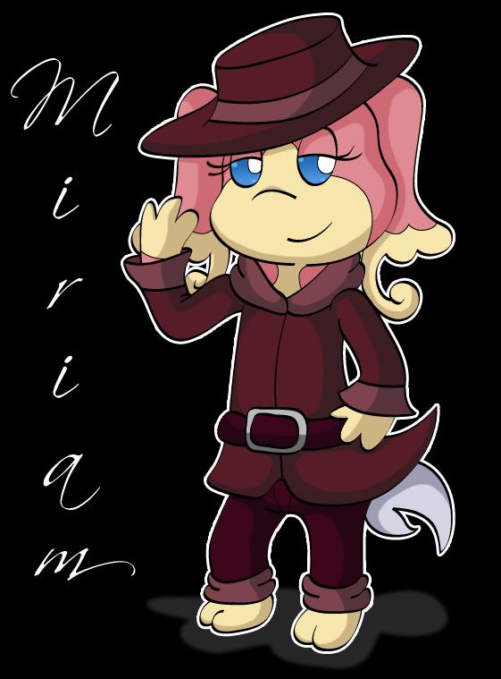 Miriam by Fishlover