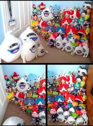 My Yo-kai Watch Plush Collection by Fishlover