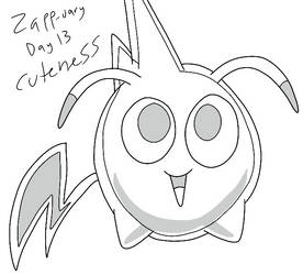 Zapp-uary (Day 13): Cuteness by Fishlover