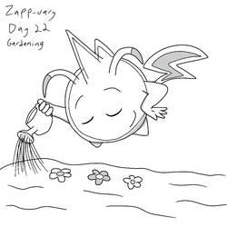 Zapp-uary (Day 22): Gardening by Fishlover