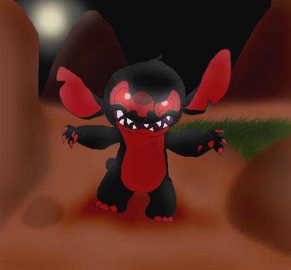 Evil Stitch by RusStitch on DeviantArt