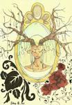 The Nature Maiden's Mirror