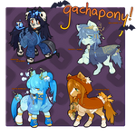 Halloween Set - Offer to Adopt CLOSED