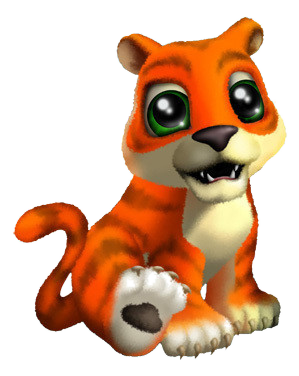 Pura PNG Render by DominicBandicoot123