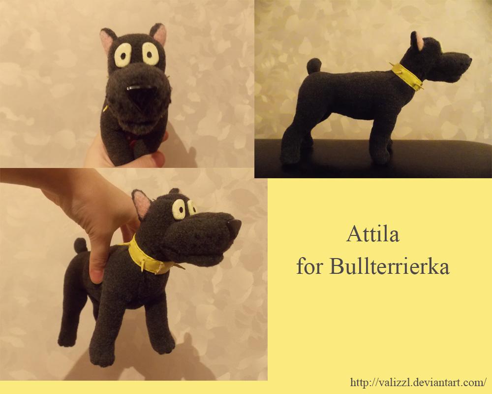 Attila by Valizzl