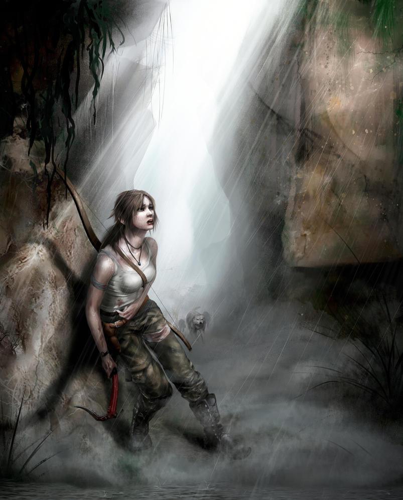 Tomb Raider:REBORN by SINKandSHTAYN