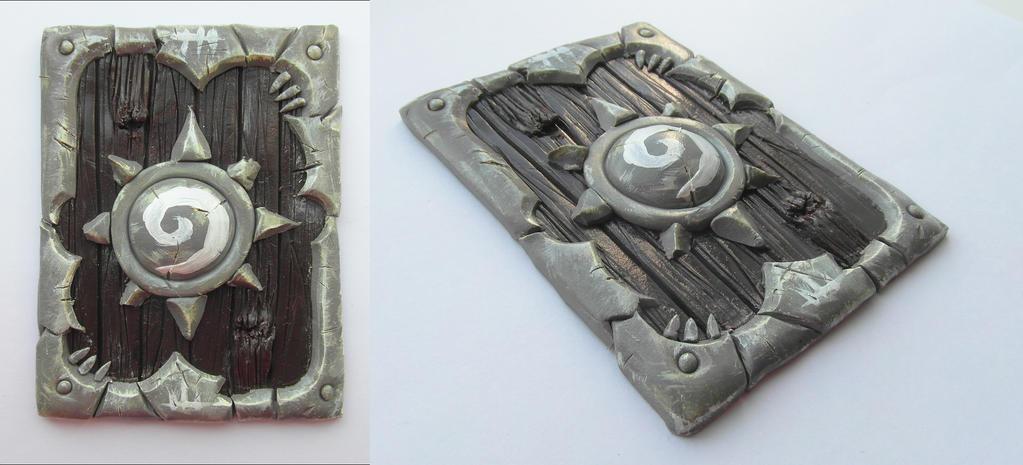 hearthstone magnet by SINKandSHTAYN