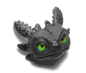 Toothless dragon by SINKandSHTAYN
