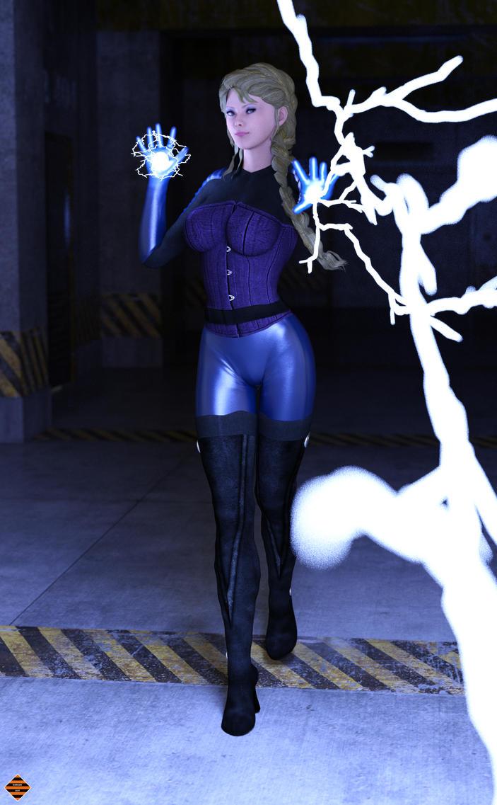 Anya Storm by Dangerguy01