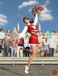 Candy Cheerleader 01