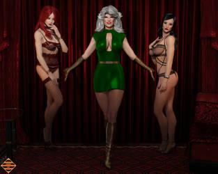 Mistress Duster by Dangerguy01