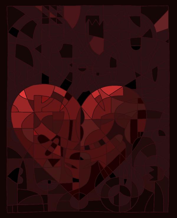 Valentine by Saykee