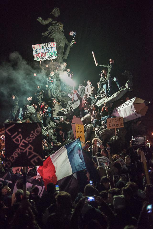 Martin-Argyroglo-Nation-Paris-11-janvier-2015 by drommk