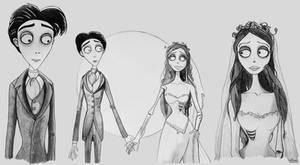 The Corpse Bride Manip'