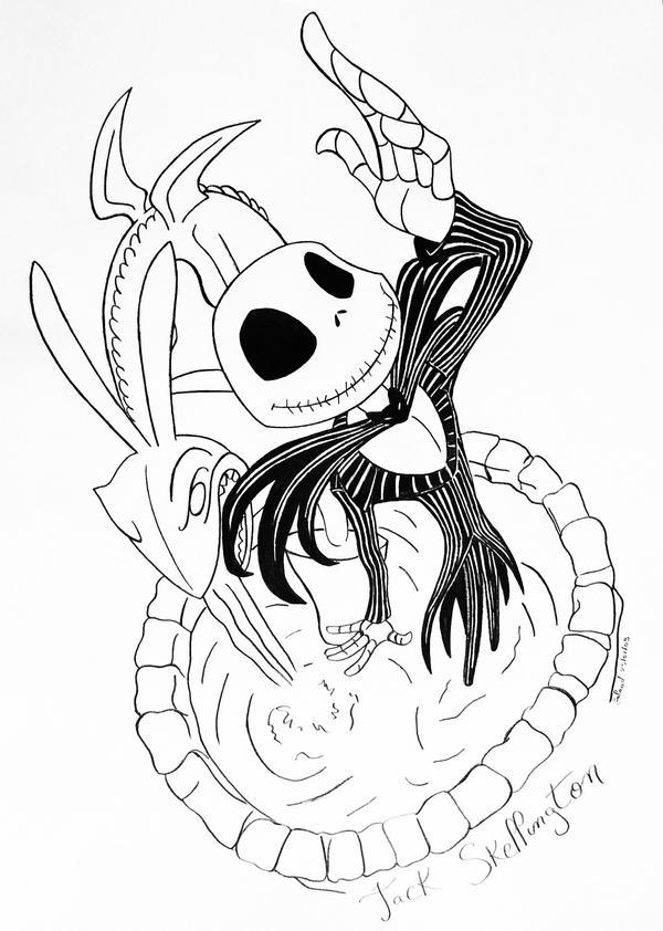 Jack, the Pumpkin King by Galaad-Phantom on DeviantArt