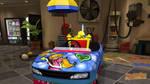 Princess Peach Kart by Darkchi2