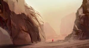 Desert by conceptfox