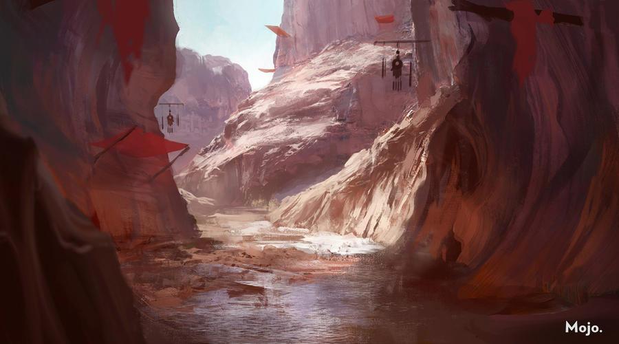 desert1 by conceptfox