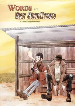 Lupin III: Lupin/Zenigata fancomic cover
