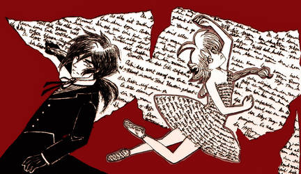 .sonnet. -red version- by Spwinkles