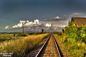 Railroad to paradise by paully93