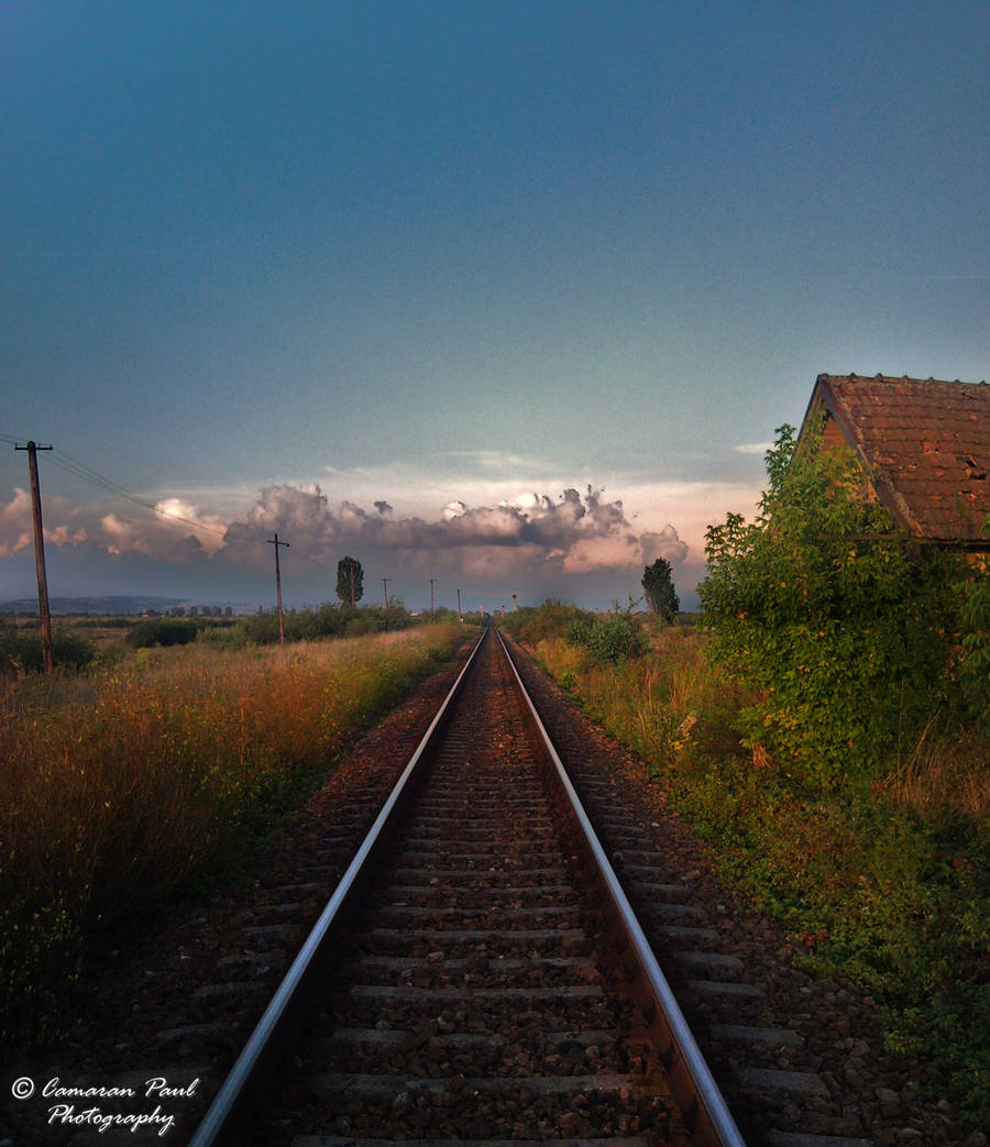 Railroad to paradise 3 by paully93
