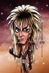 David Bowie ''Jareth the Goblin King''
