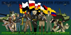 BMWorldwide Volunteer Forces by derkommander0916