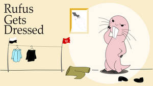 Naked Mole Rat Gets Dressed by derkommander0916