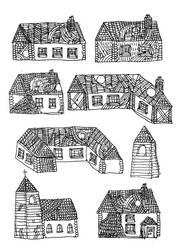 Buildings by ytak87