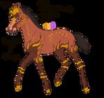 6123 foal design