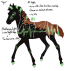 6986 Padro Foal Design by UnknownRidersStable