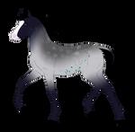 N3433 padro foal design