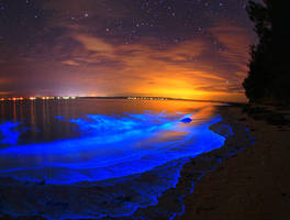 Rising Tides: Bringing Night to Light by DreamMyWonderland