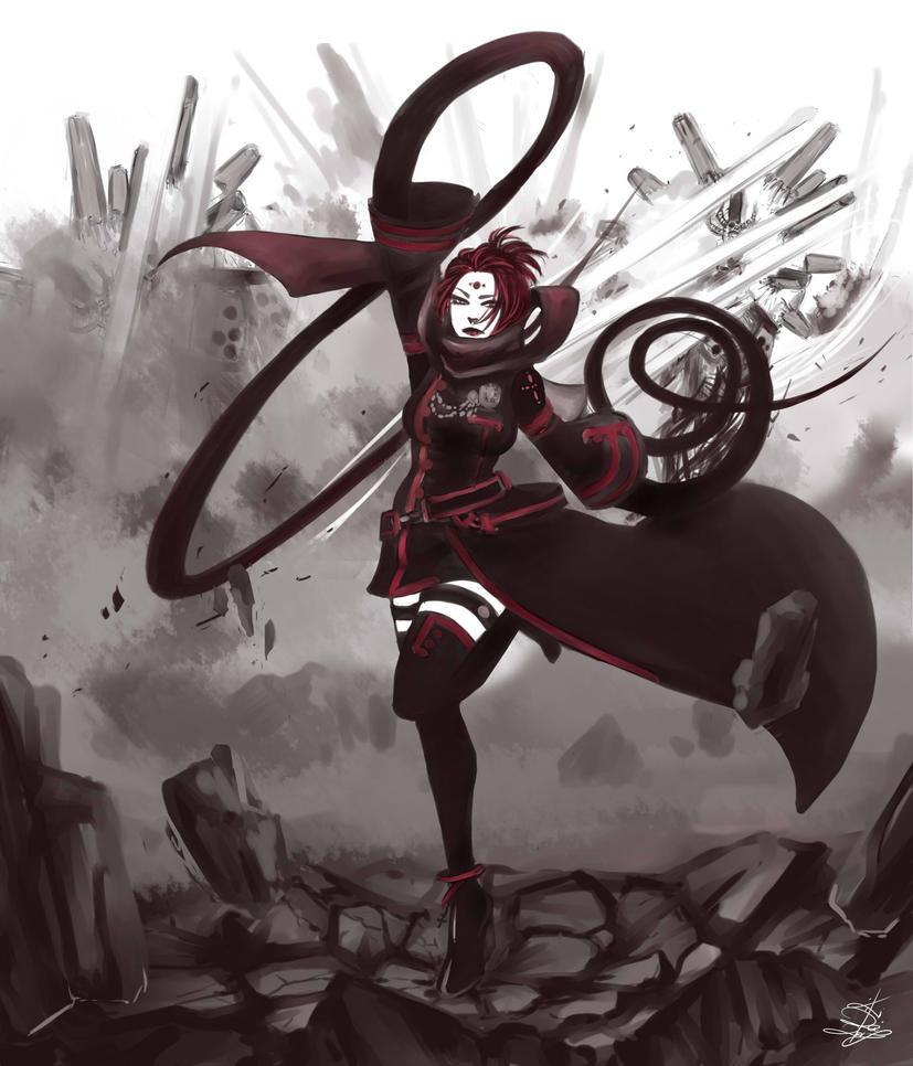 DGM: killing spree by iKi-Rei