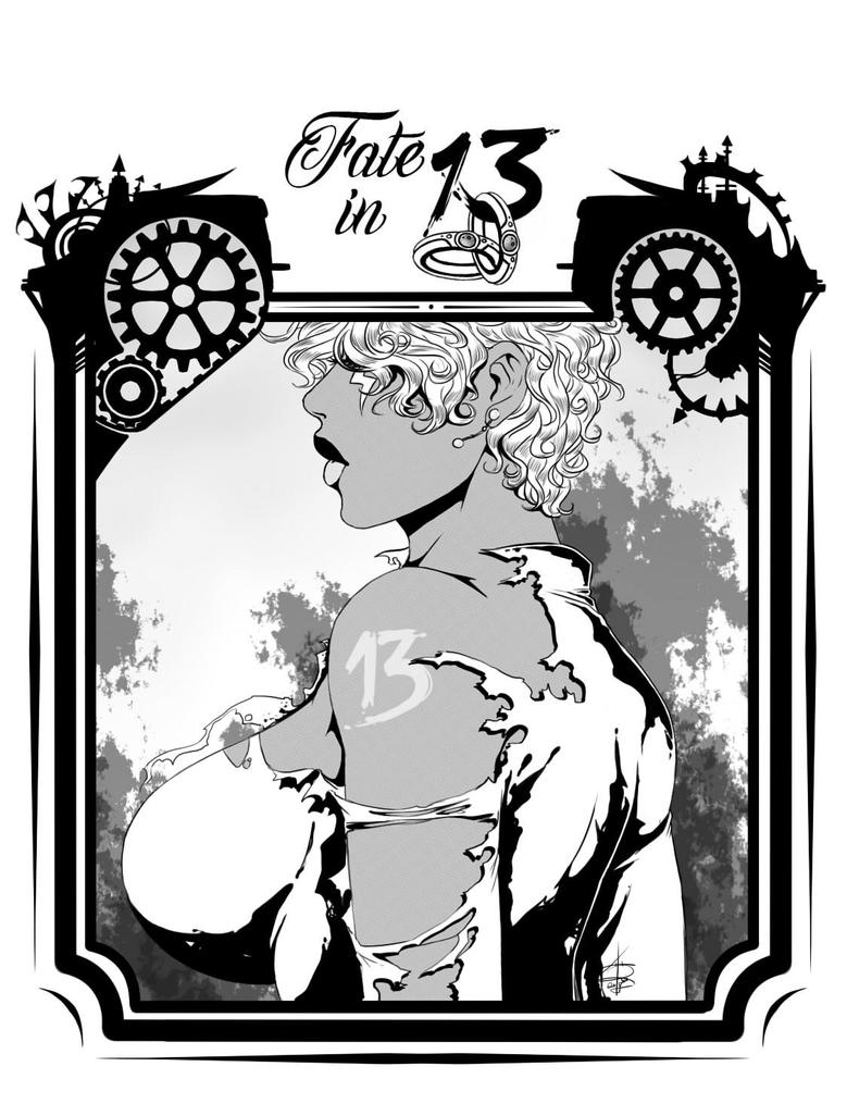 Fate in 13/cover by Iki-Rei