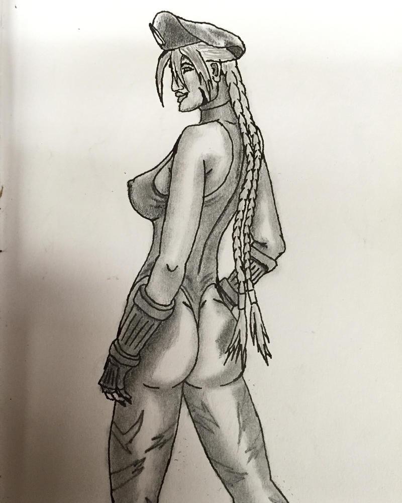 Cammy White by GabrielGrim