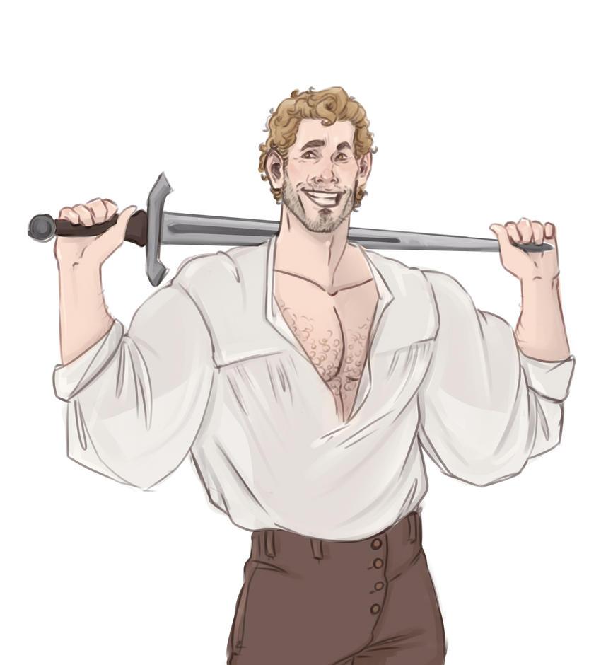 Happy Cullen by captainceranna