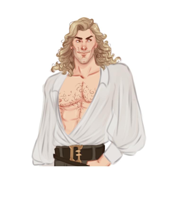 Pirate AU Cullen Part II by captainceranna