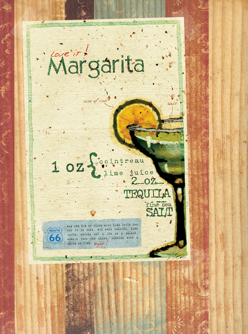 Margarita Poster by vic198x on DeviantArt