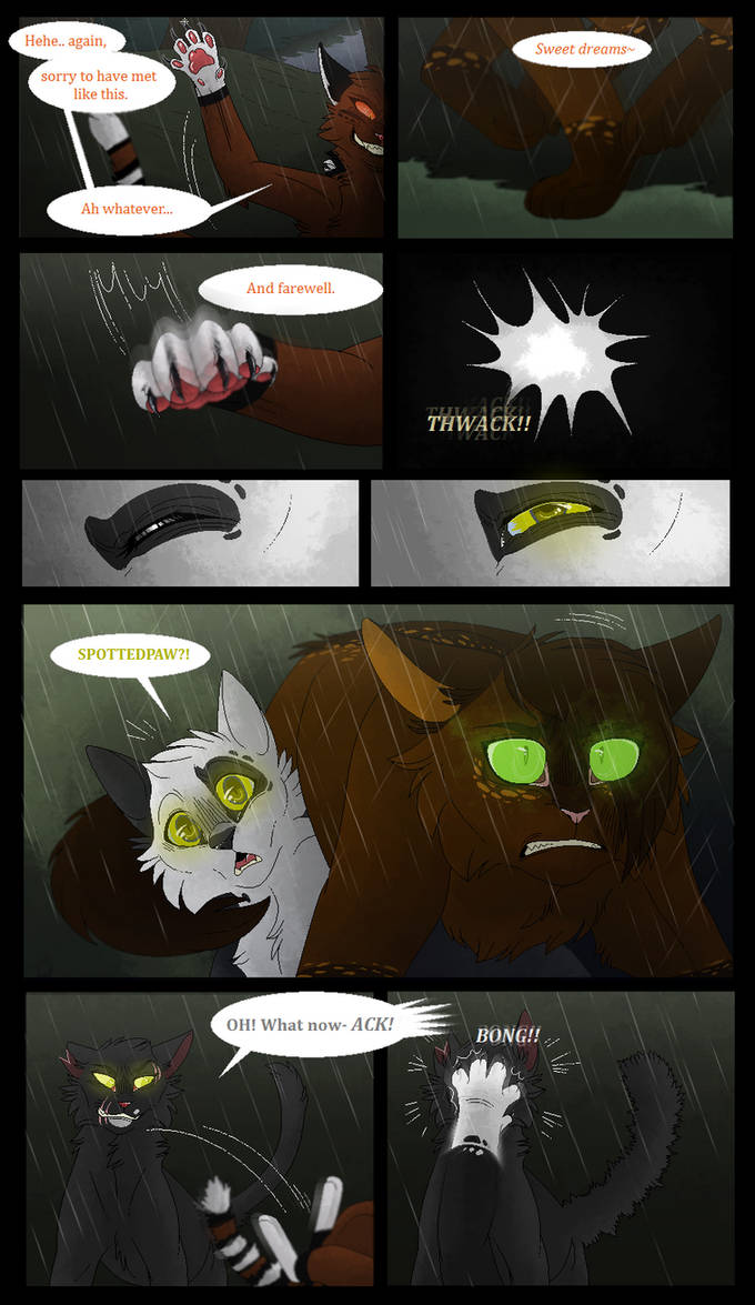 The Shadow Has Come.Page.22. by CHAR-C0AL