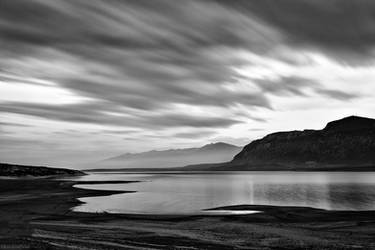 Polifitos Lake by NickKoutoulas