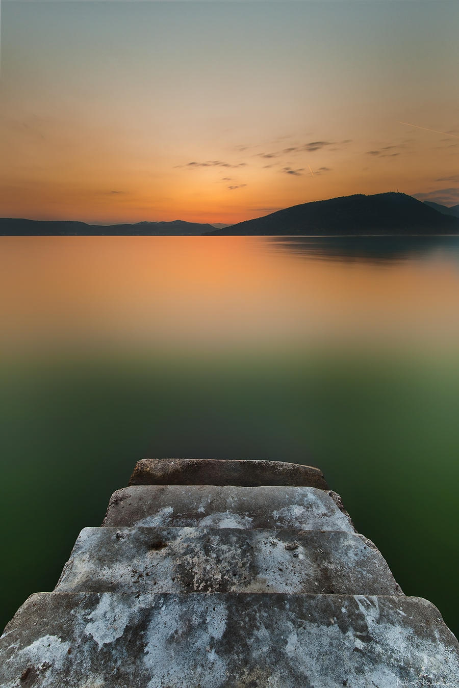 Calmness by NickKoutoulas