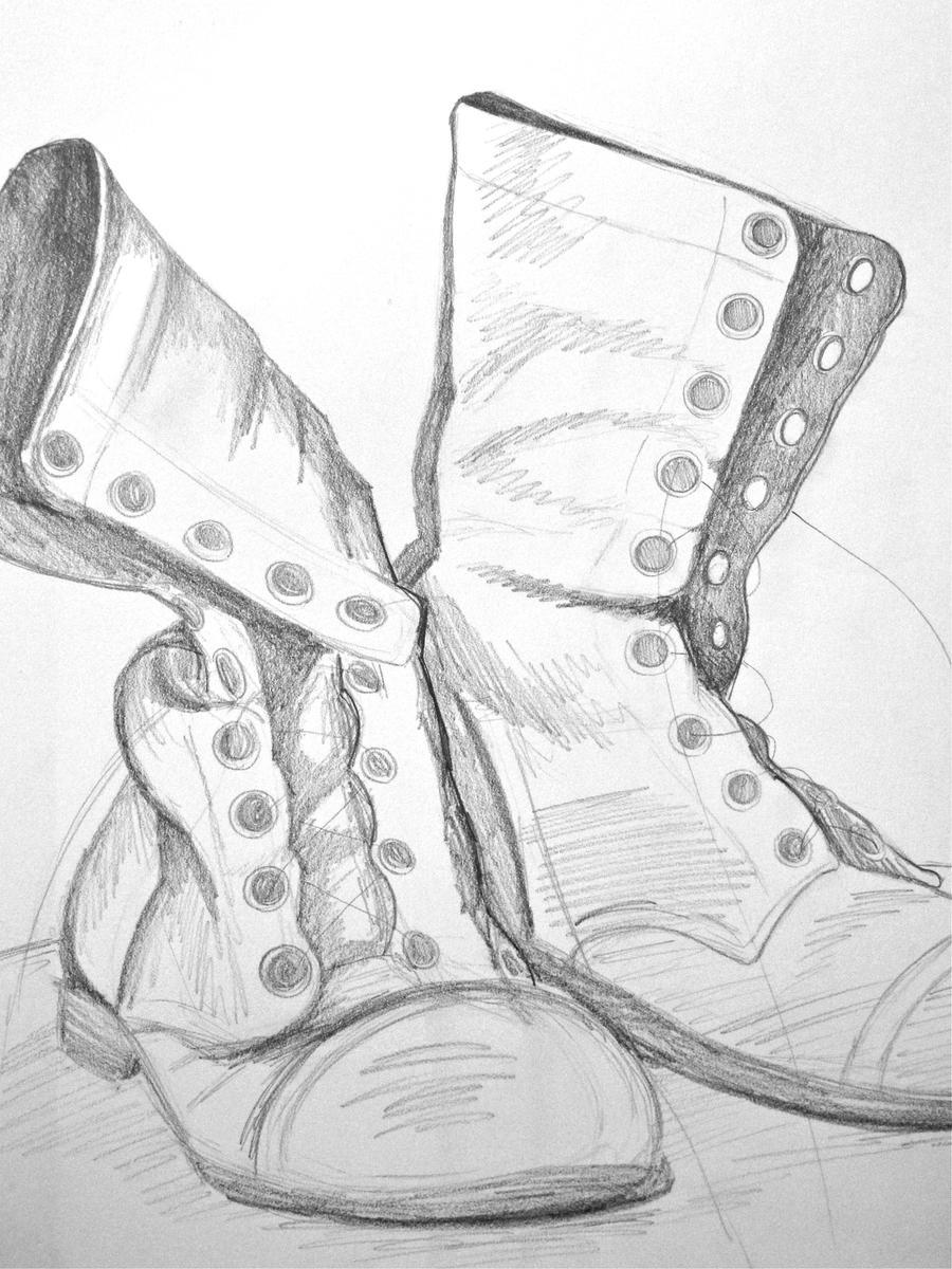 boots by alifsu17 on deviantart
