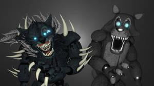 FNAF Wolves